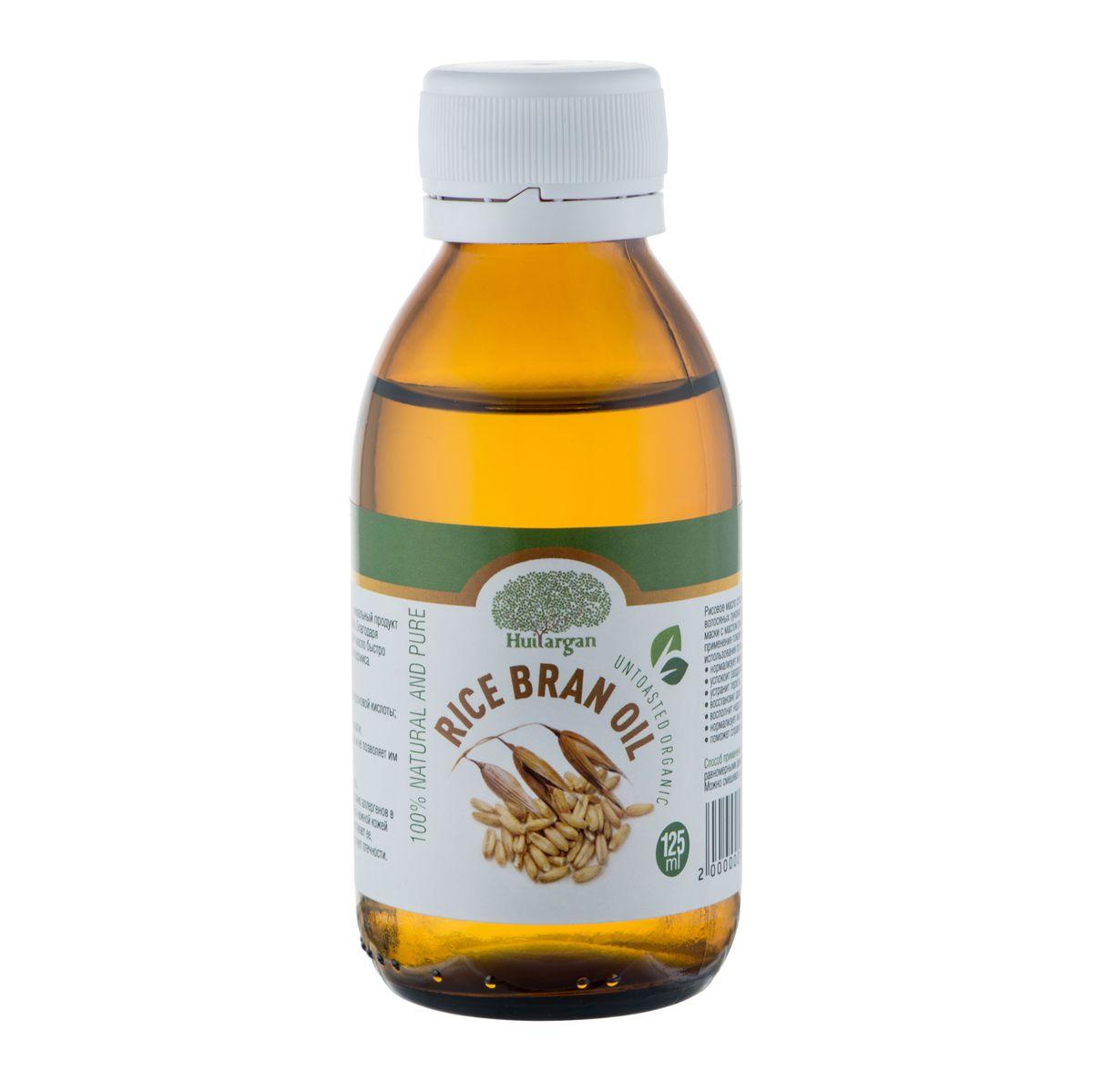 Huilargan Масло рисовых отрубей, 100% натуральное, 125 мл2000000009131Масло рисовых отрубей (Rice bran oil ) - уникальный продукт рекомендован для сухой и увядающей кожи. Благодаря глубокому проникновению в кожу, рисовое масло быстро впитывается и попадает в нижние слои эпидермиса. Оно проявляет следующие действия: - провоцирует выработку эластина и гиалуроновой кислоты; - насыщает клетки витаминами; - увлажняет кожу и препятствует потере влаги; - разглаживает уже имеющиеся морщины и не позволяет им закладываться в будущем; - обновляет кожный покров; - выравнивает рельеф, улучшает цвет лица. Благодаря мягкому воздействию и отсутствию аллергенов в составе, продукт используется для ухода за нежной кожей вокруг глаз. Масло питает кожу век, подтягивает ее, разглаживает мелкие морщины и препятствует отечности. Рисовое масло способствует активизации замерших волосяных луковиц и укреплению корней волос. Массаж и маски с маслом рисовых отрубей уже через 10 дней применения покажут видимые результаты. Кроме того, его использования...