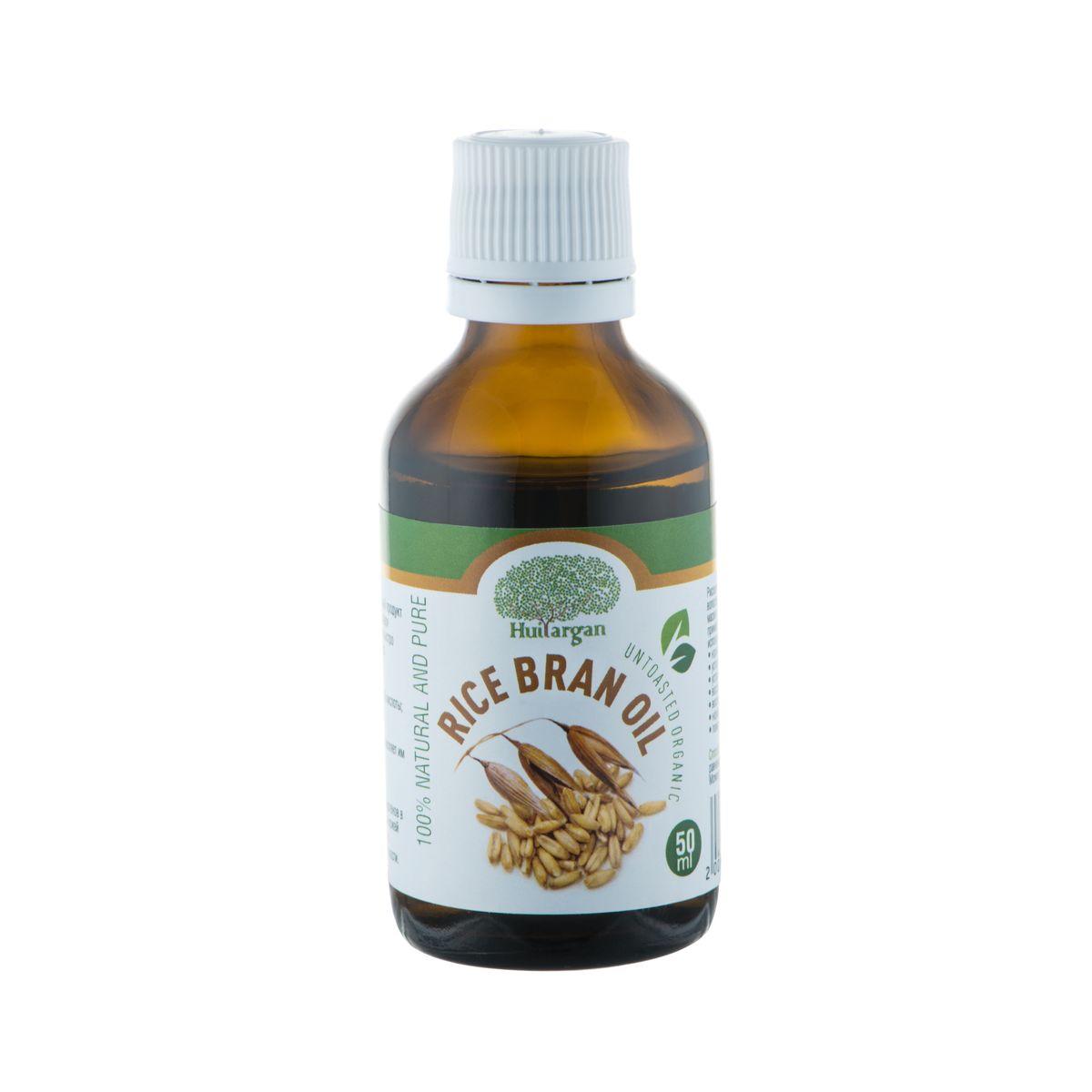 Huilargan Масло рисовых отрубей, 100% натуральное, 50 мл2000000009148Масло рисовых отрубей (Rice bran oil ) - уникальный продукт рекомендован для сухой и увядающей кожи. Благодаря глубокому проникновению в кожу, рисовое масло быстро впитывается и попадает в нижние слои эпидермиса. Оно проявляет следующие действия: - провоцирует выработку эластина и гиалуроновой кислоты; - насыщает клетки витаминами; - увлажняет кожу и препятствует потере влаги; - разглаживает уже имеющиеся морщины и не позволяет им закладываться в будущем; - обновляет кожный покров; - выравнивает рельеф, улучшает цвет лица. Благодаря мягкому воздействию и отсутствию аллергенов в составе, продукт используется для ухода за нежной кожей вокруг глаз. Масло питает кожу век, подтягивает ее, разглаживает мелкие морщины и препятствует отечности. Рисовое масло способствует активизации замерших волосяных луковиц и укреплению корней волос. Массаж и маски с маслом рисовых отрубей уже через 10 дней применения покажут видимые результаты. Кроме того, его использования...