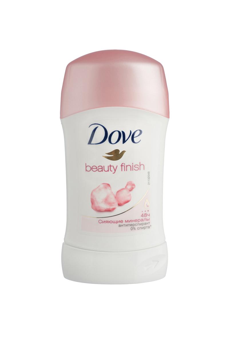 Dove Антиперспирант карандаш Прикосновение красоты 40 мл21134221Антиперсипрант Dove Прикосновение Красоты - обеспечивает защиту от пота на 48 часов и на 1/4 состоит из особенного увлажняющего крема, который способствует восстановлению кожи после бритья, делая ее более гладкой и нежной - Содержит сияющие минералы, известные своими светоотражающими свойствами, которые делают тон кожи более ровным и естественным