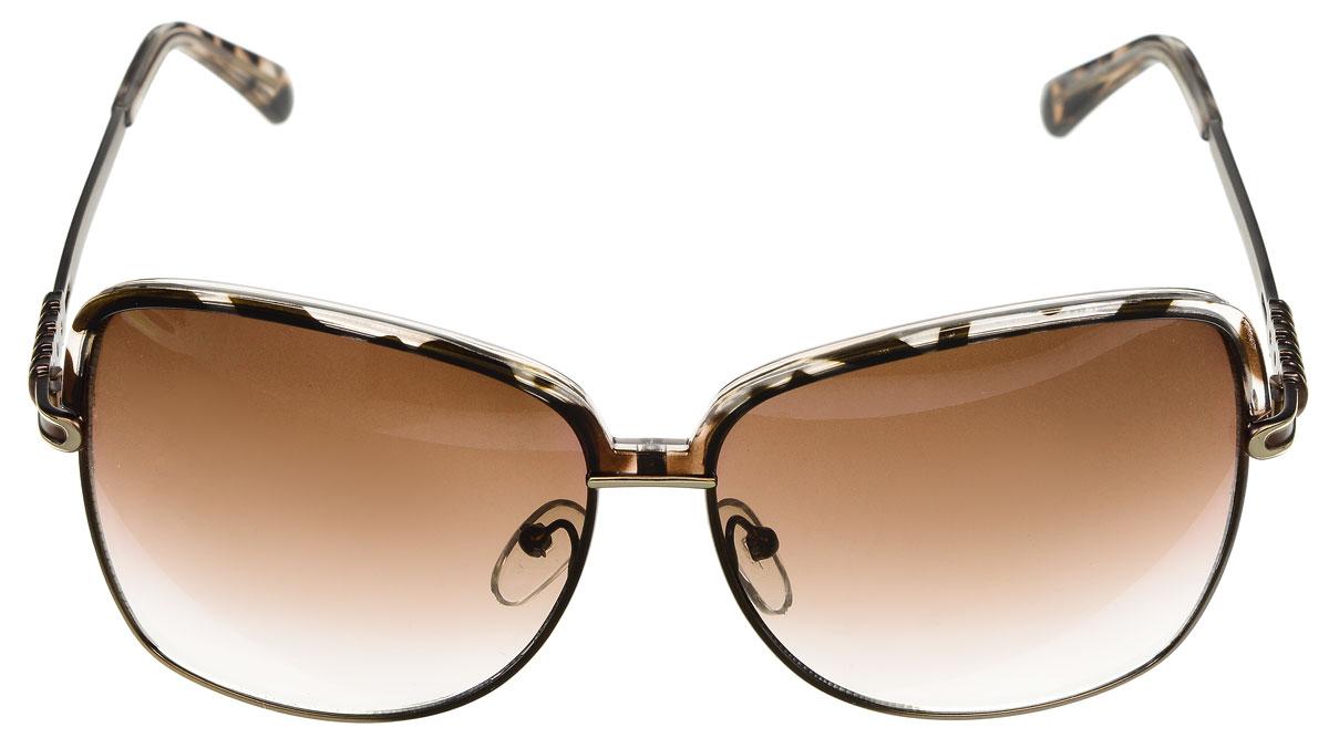 Очки солнцезащитные женские Baon, цвет: коричневый. B965006
