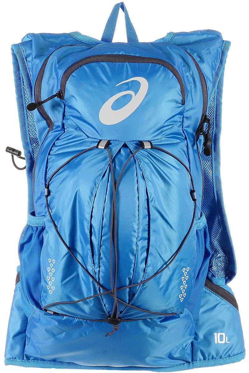 """Рюкзак спортивный Asics """"Lightweight Running Backpack"""", цвет: голубой, 10 л. 131847-0823"""