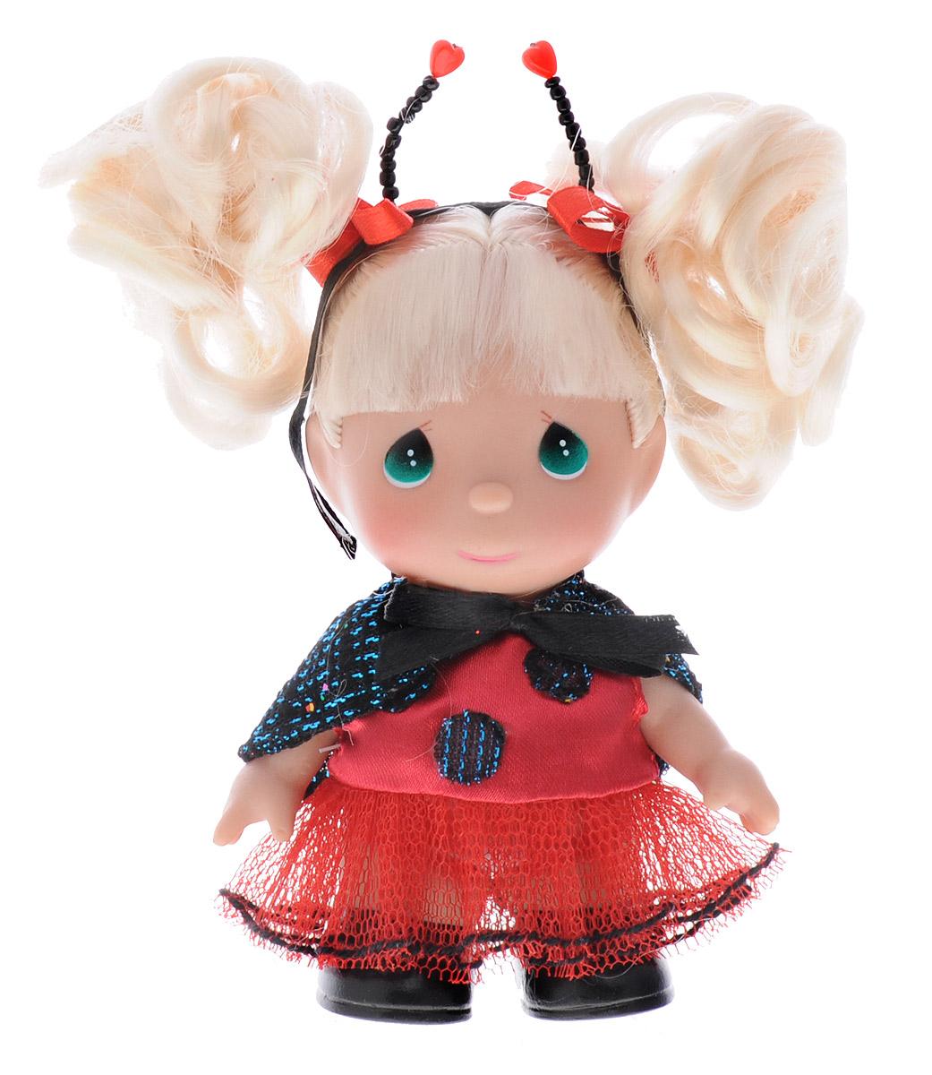 Precious Moments Мини-кукла Божья коровка