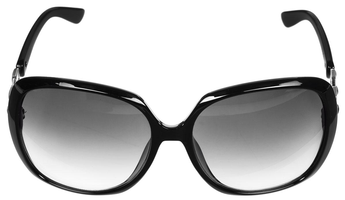 Очки солнцезащитные женские Baon, цвет: черный. B965013