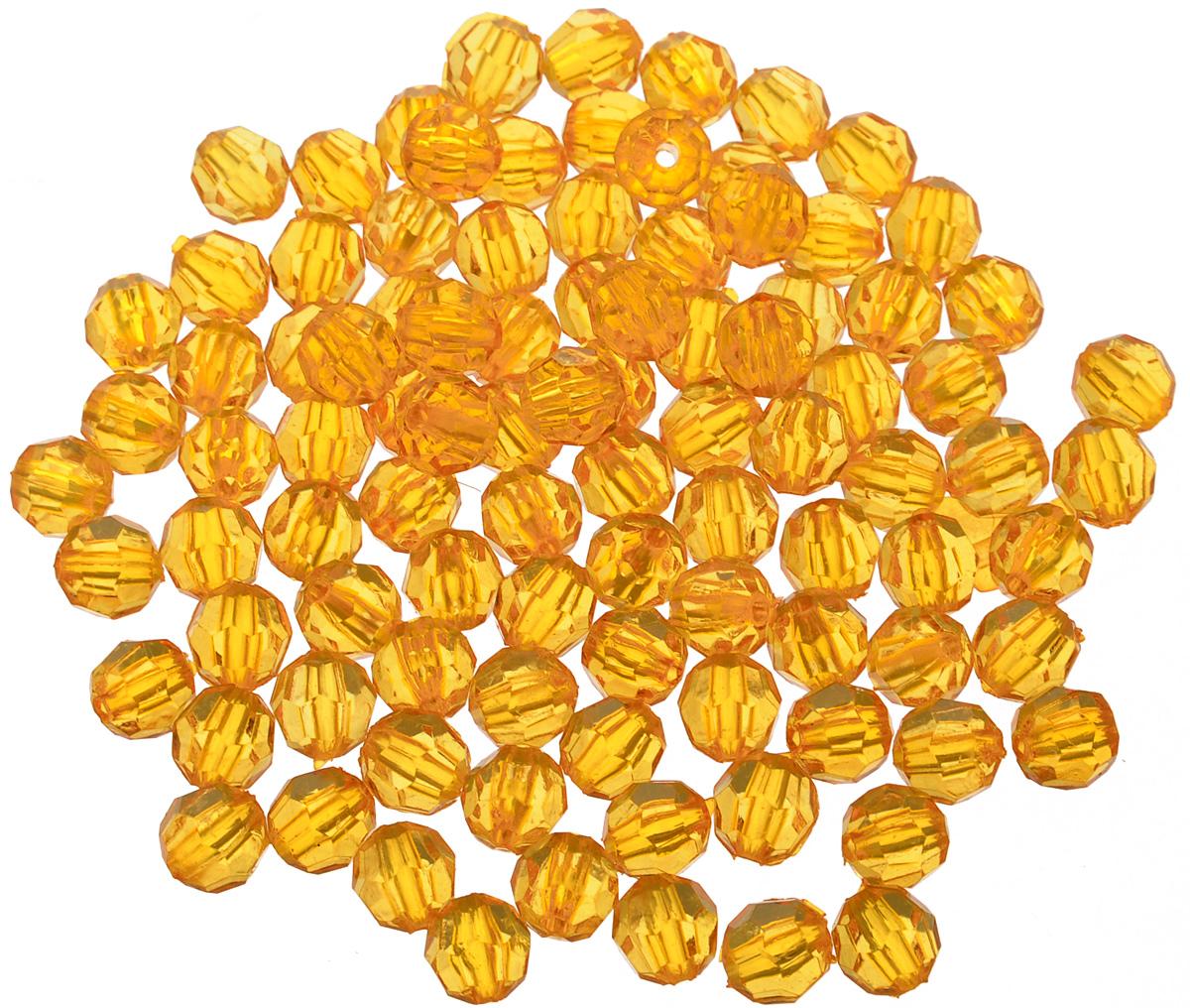Бусины Астра, цвет: светло-оранжевый (49), диаметр 8 мм, 25 г. 684976684976_49Набор бусин Астра, изготовленный из акрила, позволит вам своими руками создать оригинальные ожерелья, бусы или браслеты. Круглые бусины оснащены рельефными, многогранными поверхностями. Изготовление украшений - занимательное хобби и реализация творческих способностей рукодельницы, это возможность создания неповторимого индивидуального подарка. Диаметр бусин: 8 мм.