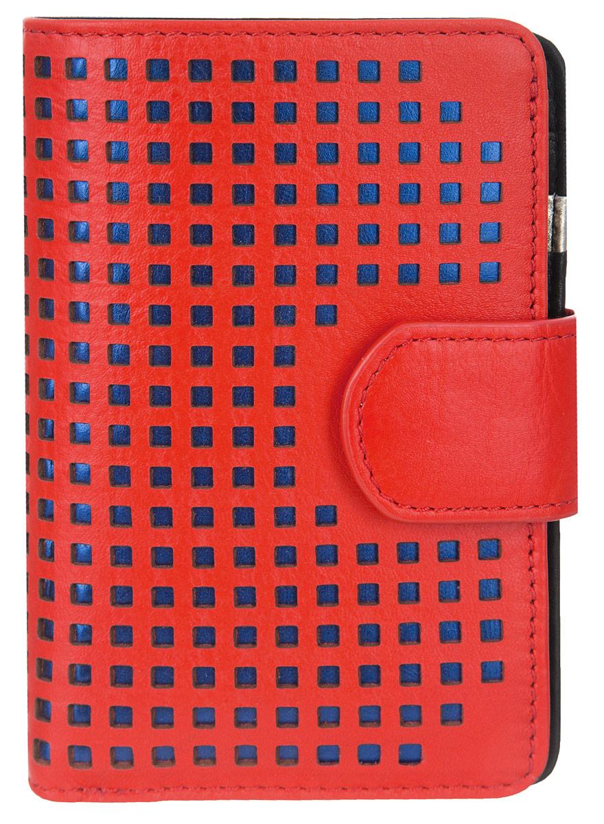 Кошелек женский Diesel, цвет: оранжевый. X03683-PR317X03683-PR317Элегантный кошелек Diesel выполнен из натуральной перфорированной кожи. Внутри один глубокий кармана для купюр, четыре кармашка для бумаг, десять кармашков для визиток и банковских карт. Сзади расположен глубокий карман на молнии для мелочи. Кошелек закрывается хлястиком на кнопку. Кошелек упакован в коробку из плотного картона с логотипом фирмы. Такой кошелек станет замечательным подарком человеку, ценящему качественные и практичные вещи.