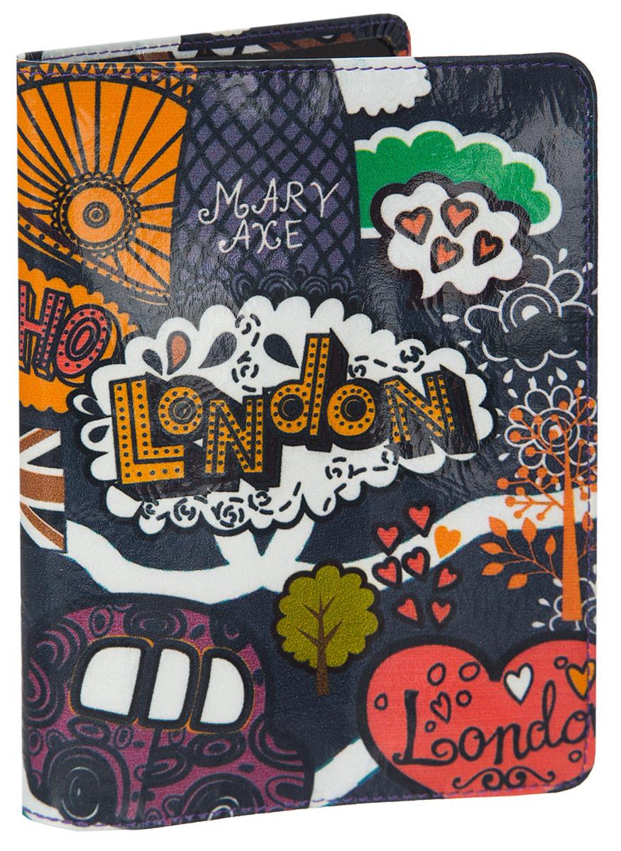 Обложка для паспорта Flioraj Лондон, цвет: оранжевый, красный, белый. 0005095300050953Обложка для паспорта Flioraj не только поможет сохранить внешний вид ваших документов и защитить их от повреждений, но и станет стильным аксессуаром, идеально подходящим вашему образу. Обложка выполнена из натуральной кожи и оформлена ярким фотопринтом Лондон. Внутри имеет два вертикальных кармана из прозрачного пластика. Такая обложка поможет вам подчеркнуть свою индивидуальность и неповторимость! Обложка для паспорта стильного дизайна может быть достойным и оригинальным подарком.