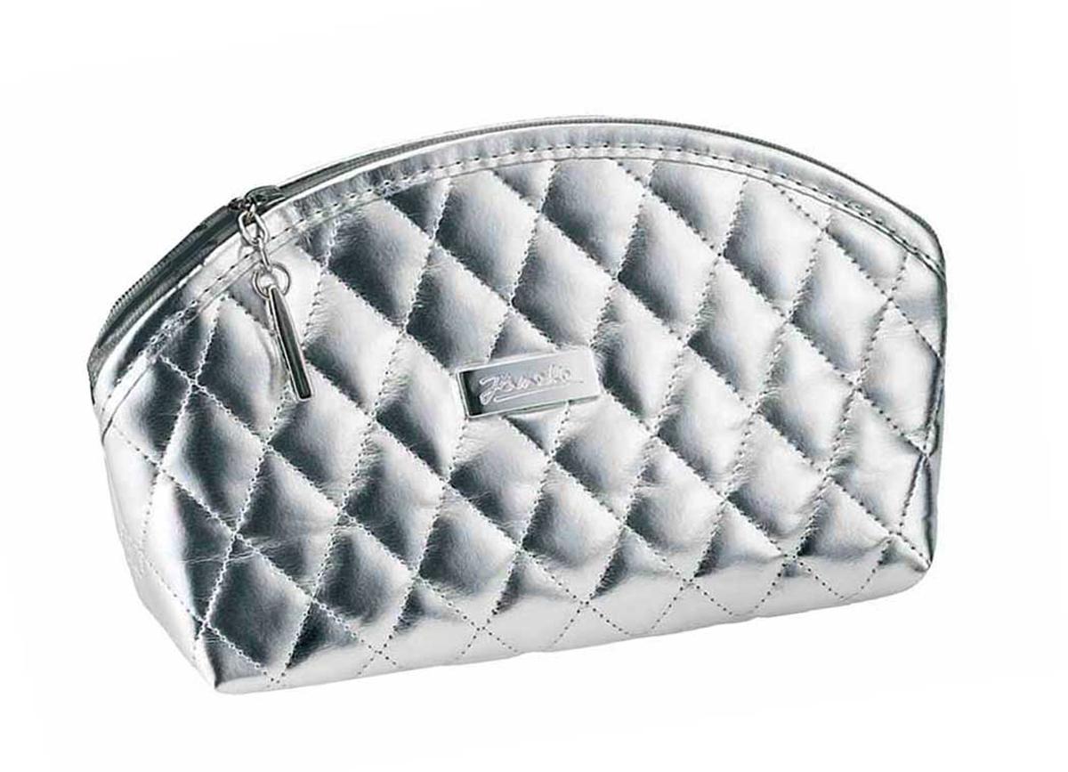 Janeke Косметичка женская, A6160VT-ARG710006Марка Janeke – мировой лидер по производству расчесок, щеток, маникюрных принадлежностей, зеркал и косметичек. Марка Janeke, основанная в 1830 году, вот уже почти 180 лет поддерживает непревзойденное качество своей продукции, сочетая новейшие технологии с традициями старых миланских мастеров. Все изделия на 80% производятся вручную, а инновационные технологии и современные материалы делают продукцию марки поистине уникальной. Стильный и эргономичный дизайн, яркие цветовые решения – все это приносит истинное удовольствие от использования аксессуаров Janeke. Какая женщине не мечтает о красивой косметичке? Только та, у которой она уже есть. Удобные и яркие, вместительные и прочные – Janeke представляет косметички на любой, даже самый взыскательный вкус. Состав (материал верха): 80% полиуретан, 15% вискоза, 5% полиэстер.