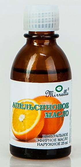 Масло эфирное Мирролла Апельсин 25 мл ( 4650001791160 )