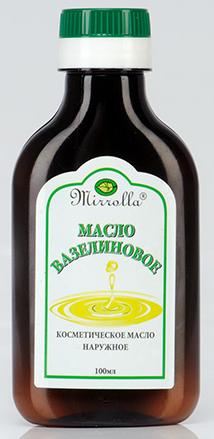 Масло Вазелиновое 100мл