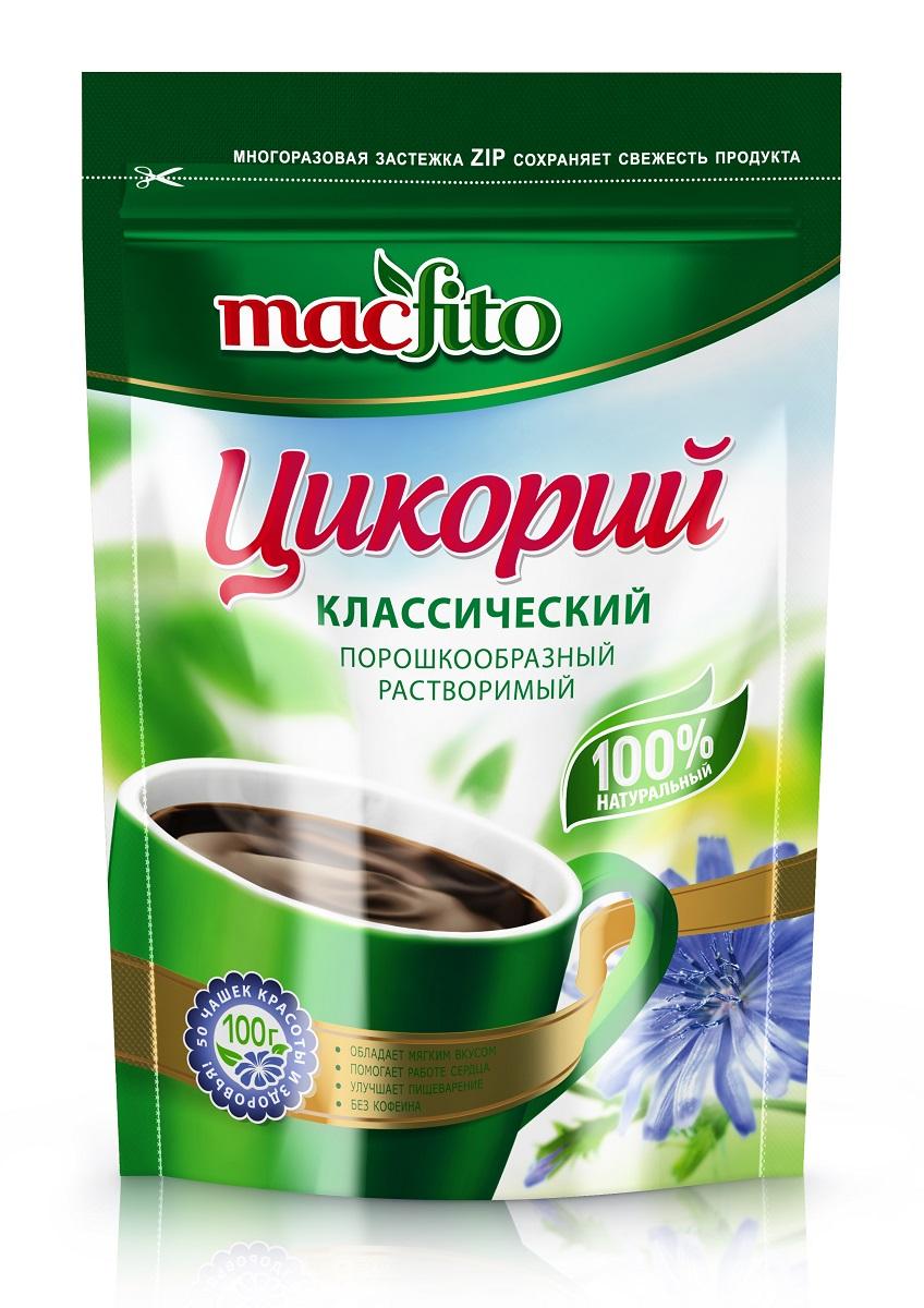 MacFito цикорий классический, 100 г