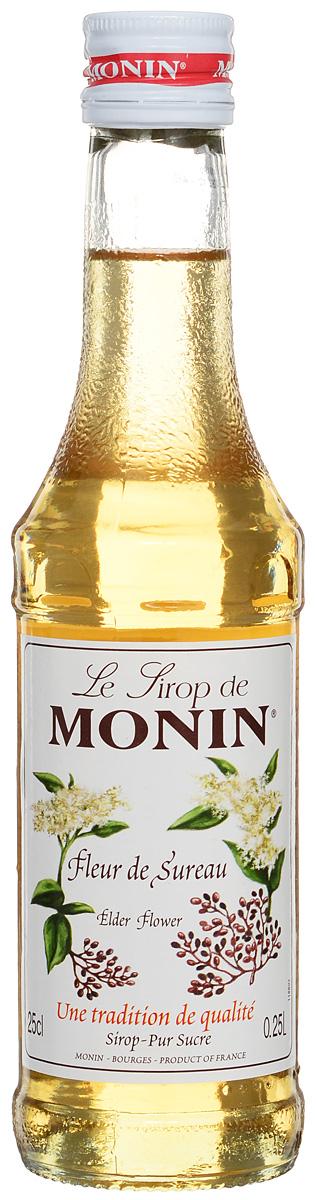 Monin Бузина сироп, 0.25 л
