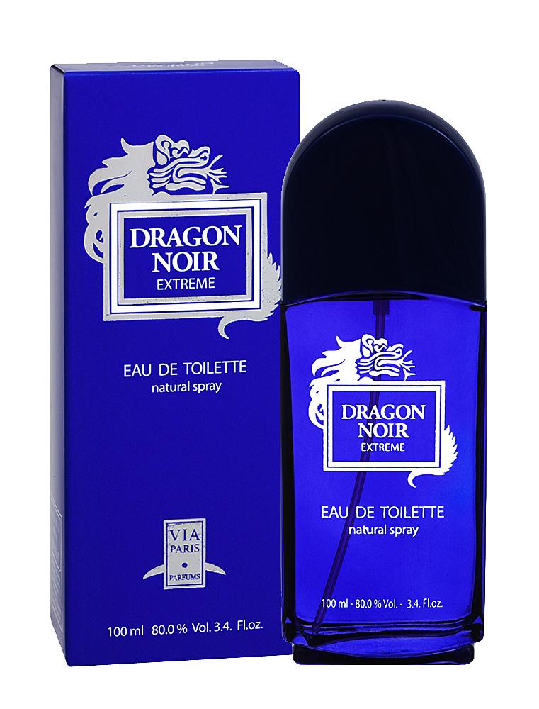 Dragon Parfums Туалетная вода Dragon Noir Extreme ( Драгон Нуар Экстрим) мужская 100 мл