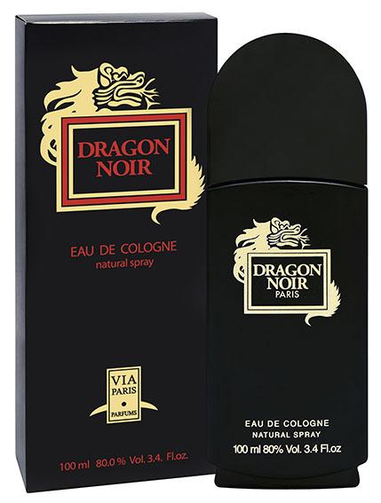 Dragon Parfums Одеколон мужская Dragon Noir (Драгон Нуар) мужская 100 мл42747Именитый одеколон от VIA Paris сохранил многогранный, глубокий аромат, классический флакон и традиционную упаковку. Отличный выбор для стильного, энергичного мужчины! Классификация аромата: фужерно-древесный Пирамида аромата: Верхние ноты: бергамот, базилик, лимон, розмарин Ноты сердца: жасмин, кориандр, гвоздика, корица, можжевельник Ноты шлейфа: дубовый мох, ветивер, амбра, ель, кедр, кожа, сандал Ключевые слова: древесный, глубокий, мужественный