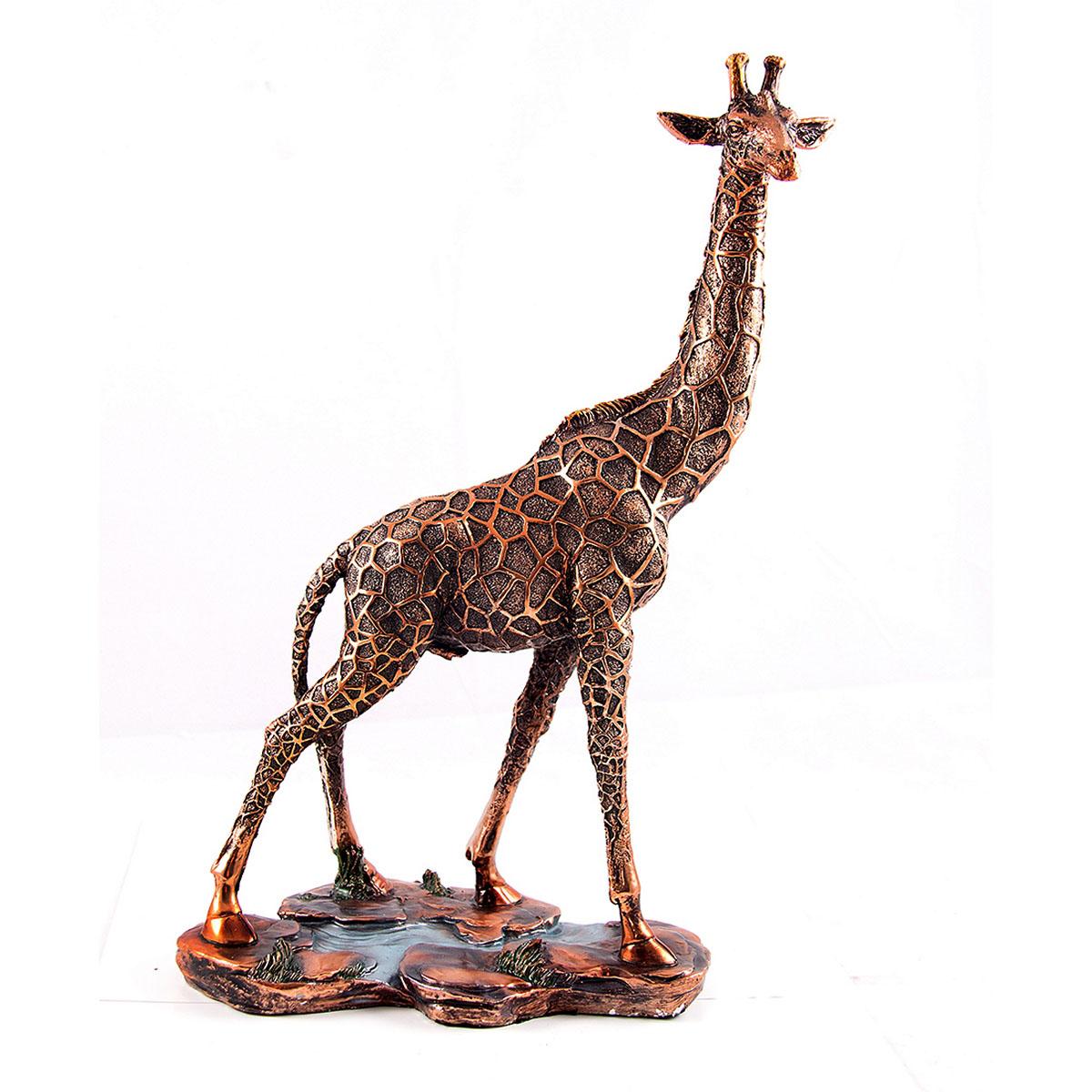 Статуэтка Русские Подарки Жираф, 25 х 37 см127579