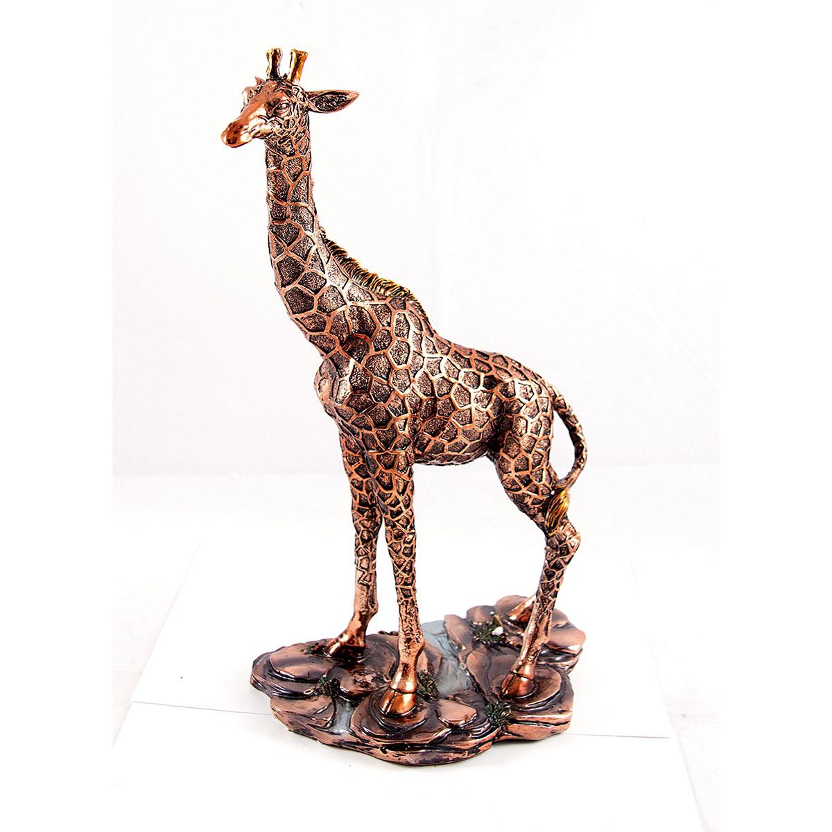 Статуэтка Русские Подарки Жираф, 21 х 37 см127580