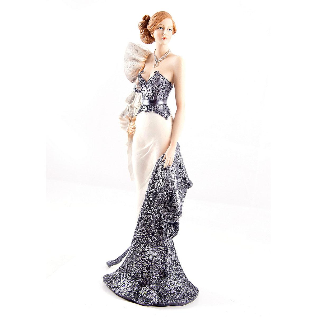 Статуэтка Русские Подарки Мисс Изысканность, 15 х 8 х 34 см27644