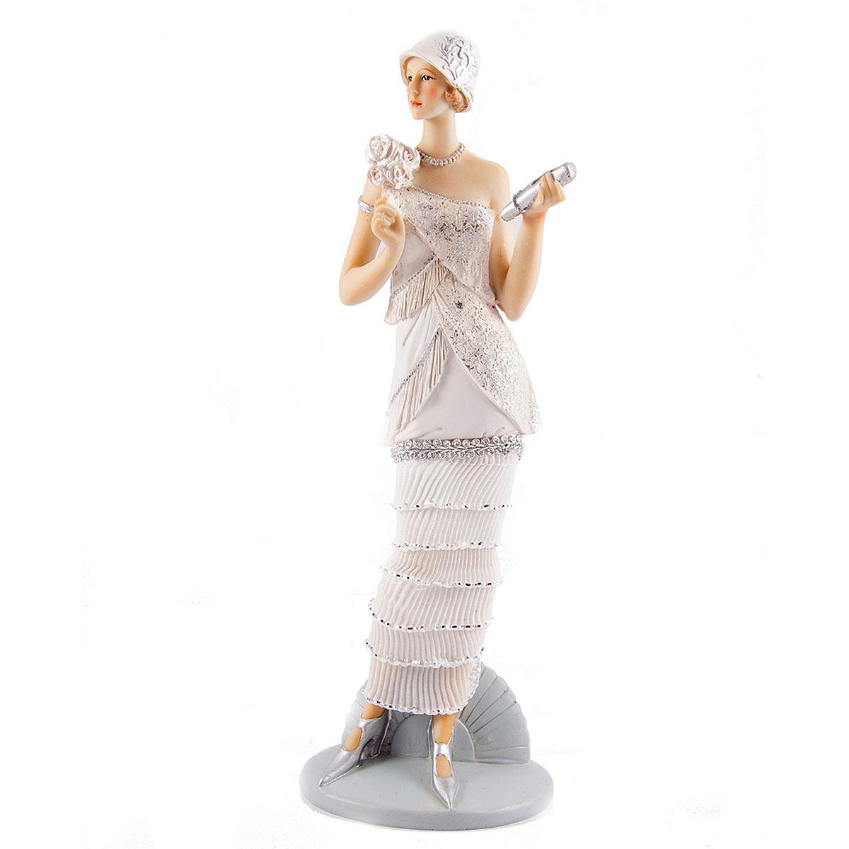 Статуэтка Русские Подарки Мисс Обаяние, 12 х 10 х 34 см27647