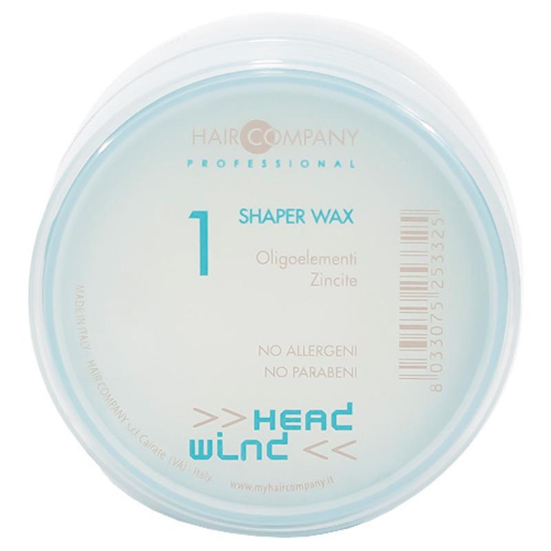 Hair Company Моделирующий воск Head Wind Top Fix Shaper Wax 100 мл253325/LB11760 RUSМоделирующий воск Hair Company Head Wind Top Fix Shaper Wax средней фиксации, идеальный для стайлинга различных стилей.