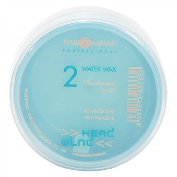 Hair Company Водный воск Head Wind Top Fix Water Wax 100 мл253332/LB11761 RUSВодный воск Hair Company Head Wind Top Fix Water Wax - твердый воск с эффектом ультра-блеск для моделирования. Средней фиксации. Для элегантных текстурированных укладок с изысканными и продуманными деталями.