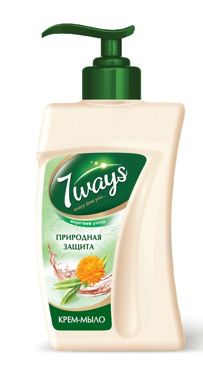 Жидкое крем-мыло 7 Ways