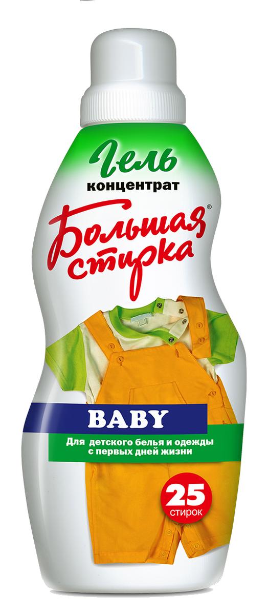 Жидкое моющее средство Большая стирка Baby, для детских вещей, 1000 мл4602984008780Предназначен для стирки детского белья с первых дней жизни ребенка. Изготовлен на основе мыла из натуральных жирных кислот с формулой для удаления пятен, не содержит красителей и оптических отбеливателей. С эффектом кондиционирования и смягчения ткани. Содержит гипоаллергенную отдушку, отлично выполаскивается. Состав: ? 5 %, но < 15 %: АПАВ, мыло на основе натуральных жирных кислот; ? 15 %, но < 30 % НПАВ; < 5 %: энзимы, консервант, ароматизирующая добавка.