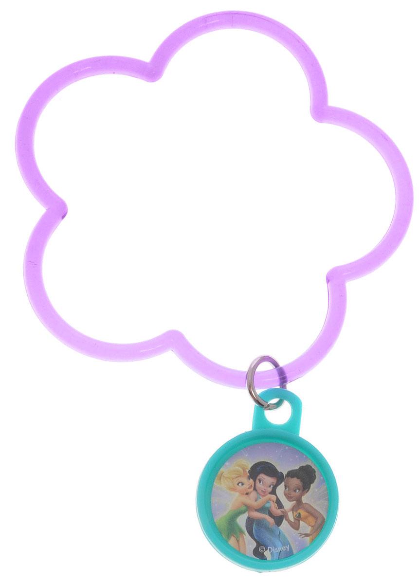 Amscan Браслет с подвеской Феи цвет фиолетовый1501-2111_фиолетовыйБраслет с подвеской Amscan Феи, выполненный из качественных и безопасных материалов, непременно станет любимым праздничным аксессуаром вашей малышки. К браслету крепится подвеска-медальон с портретом одной из подружек Динь-Динь. Такой браслет станет прекрасным дополнением к оформлению детского дня рождения в тематике Дисней Феи. Теперь любимые феи будут всегда рядом!