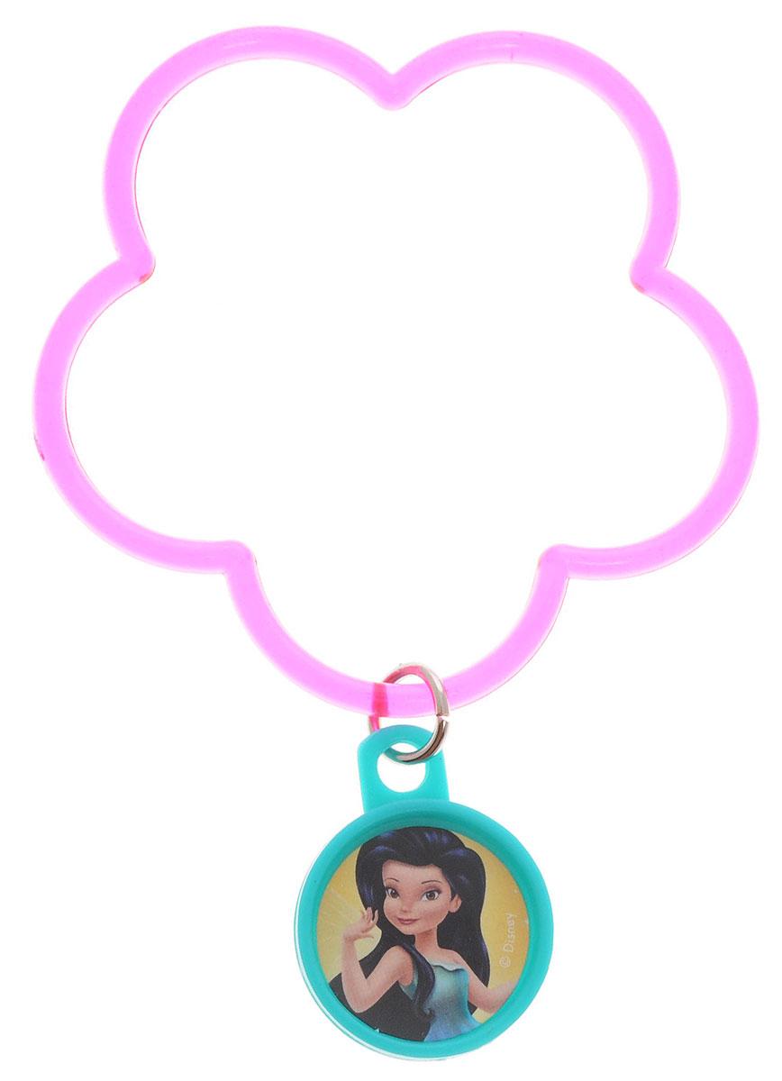 Amscan Браслет с подвеской Феи цвет розовый1501-2111_розовыйБраслет с подвеской Amscan Феи, выполненный из качественных и безопасных материалов, непременно станет любимым праздничным аксессуаром вашей малышки. К браслету крепится подвеска-медальон с портретом одной из подружек Динь-Динь. Такой браслет станет прекрасным дополнением к оформлению детского дня рождения в тематике Дисней Феи. Теперь любимые феи будут всегда рядом!