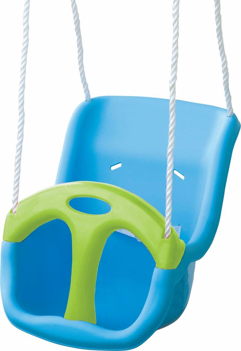 Marian Plast Качели подвесные, цвет: голубой372Качели подвесные - необходимая вещь для каждого ребенка. Качели имеют удобные крепления, позволяющие их устанавливать как дома так и на природе. Удобное сидение обеспечивает полную безопасность для ребенка. Ширина и глубина сидения - 25 см.