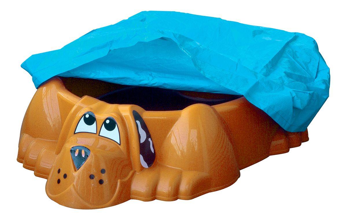Marian Plast Бассейн с покрытием Собачка431Не знаете что подарить ребенку: бассейн или песочницу? Не нужно делать выбор. Оригинальный бассейн-песочница Собачка обязательно понравится ребенку. Теперь ребенок решает сам: строить ему куличики из песка или купаться в воде. Песочница-бассен прекрасно подойдет для летнего отдыха детей, и обеспечит бесконечные часы радости и веселья. Благодаря покрытию, Собачка будет защищена от внешних воздействий.