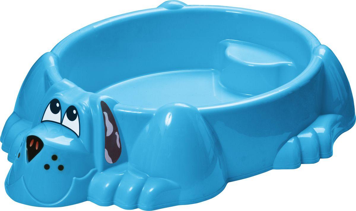 Marian Plast Бассейн Собачка цвет голубой373_голубойНе знаете что подарить ребенку: бассейн или песочницу? Не нужно делать выбор. Оригинальный бассейн-песочница Собачка обязательно понравится ребенку. Теперь ребенок решает сам: строить ему куличики из песка или купаться в воде. Песочница-бассейн прекрасно подойдет для летнего отдыха детей, и обеспечит бесконечные часы радости и веселья.