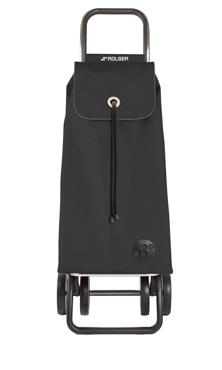 Сумка хозяйственная Rolser, на колесиках, цвет: marengo, 43 лIMX002 marengoАлюминиевая тележка для покупок с 4 колесами, диаметр колес 14 см, быстро трансформируется с 2 на 4 колеса, колеса резина EVA. Эргономичная ручка, складываемая передняя подставка. Объем 43 л, ткань полиэстер, влагоустойчивая, имеет удобное закрытие сумки и легко крепится на раме. Тележка не складывается. Рекомендованная нагрузка 25 кг, чистка ручная или химчистка.