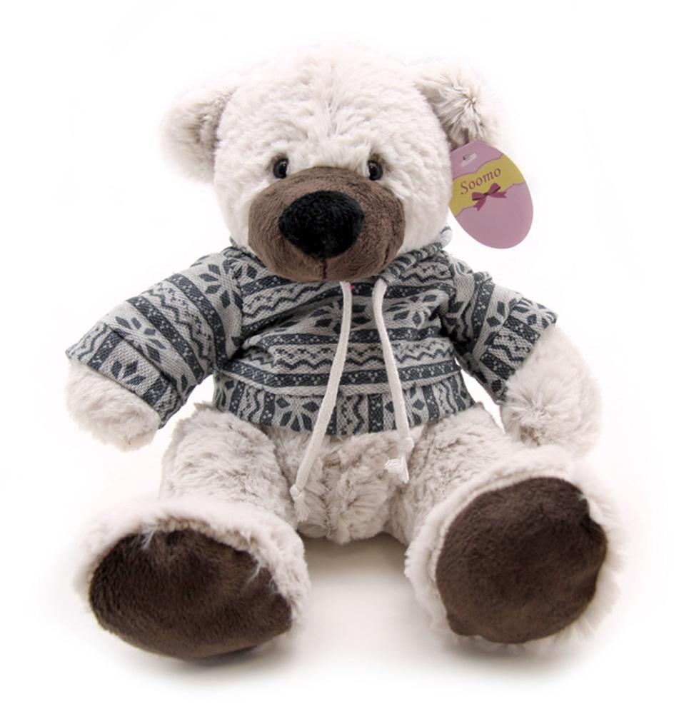 Soomo Мягкая игрушка Медведь Аудун 21 смKA6449-1/8