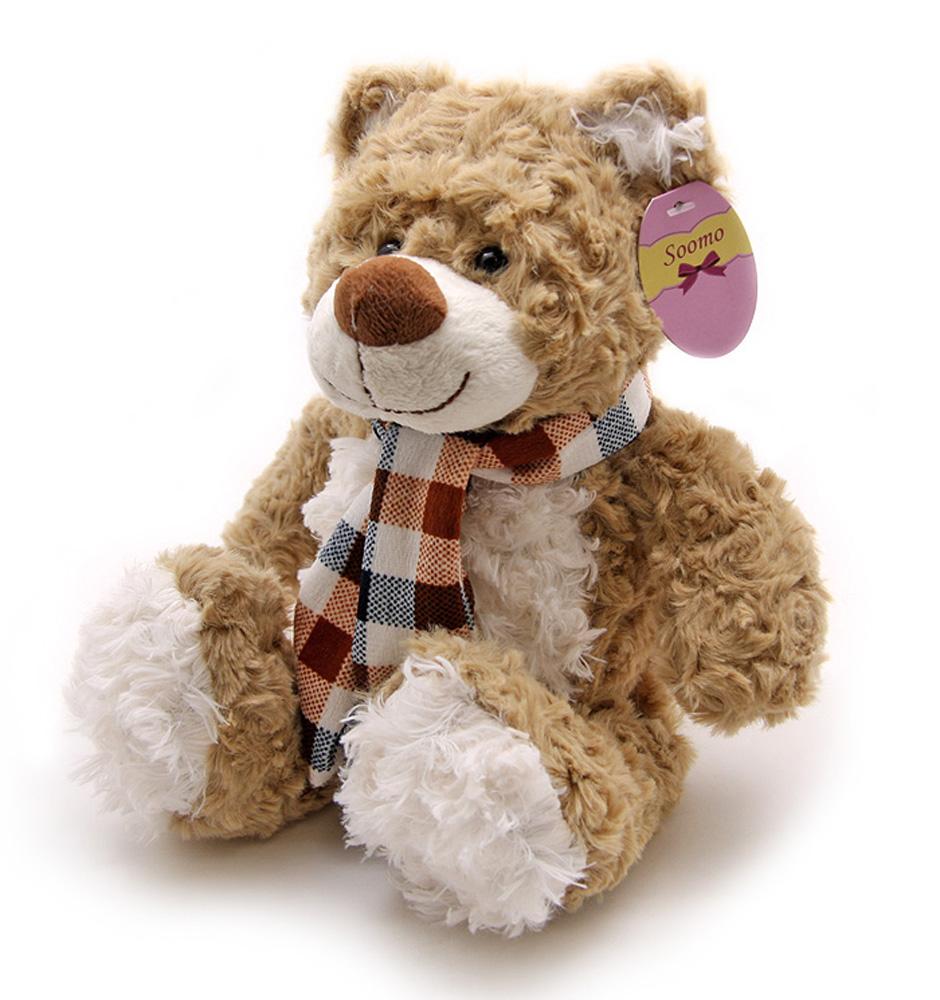 Soomo Мягкая игрушка Медведь Абуто 22 смKA6486-2/8.5