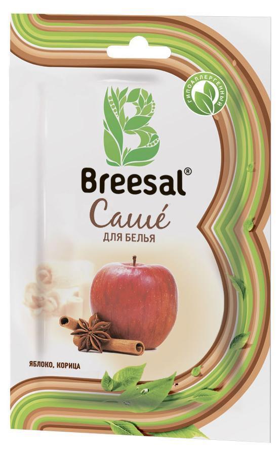 Breesal Ароматическое саше для белья Gourmet ( 32970445_яблоко, корица )