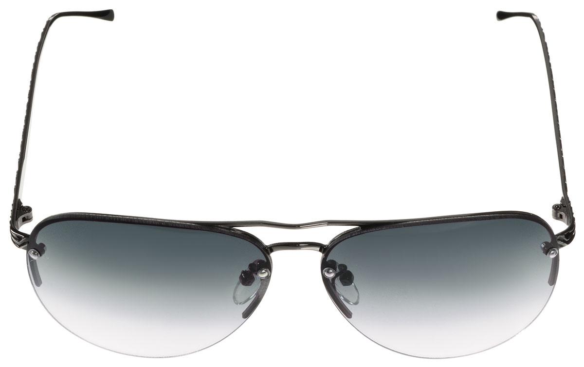 Очки солнцезащитные женские Vitacci, цвет: черный. G115G115Стильные солнцезащитные очки Vitacci выполнены из металла с элементами из высококачественного пластика. Линзы данных очков имеют степень затемнения С2, а также обладают высокоэффективным поляризационным покрытием со степенью защиты от ультрафиолетового излучения UV400. Используемый пластик не искажает изображение, не подвержен нагреванию и вредному воздействию солнечных лучей. Оправа очков легкая, прилегающей формы, дополнена носоупорами и поэтому обеспечивает максимальный комфорт. Дужки оформлены декоративным тиснением по металлу. Такие очки защитят глаза от ультрафиолетовых лучей, подчеркнут вашу индивидуальность и сделают ваш образ завершенным.