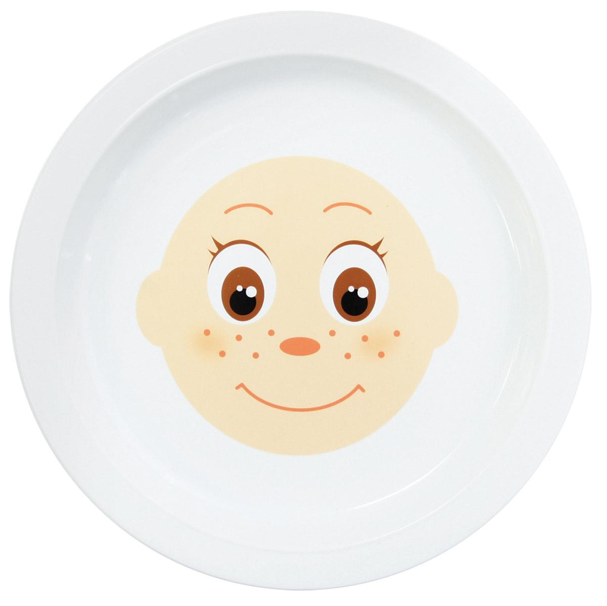 Lubby Тарелка детская ФантазерКА14125Тарелка детская Lubby ФантазерКА создана специально для творческих натур. Это помощник родителям, которые создают для своего ребенка сказку даже во время приема пищи. Идея тарелки ФантазерКА в том, что вы можете совместно со своим ребенком создавать образы веселых человечков с помощью завтраков, обедов и ужинов! Все очень просто: выкладывайте продукты прямо на тарелку. Включайте свою фантазию! Тарелку запрещено мыть в посудомоечной машине. На тарелке запрещено резать продукты.