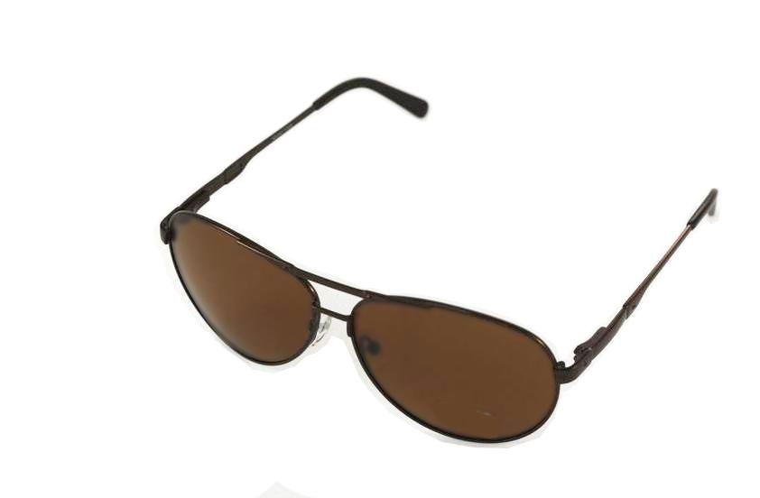 Очки солнцезащитные Mitya Veselkov, цвет: коричневый. MSK-1304MSK-1304Стильные солнцезащитные очки Mitya Veselkov выполнены из металла и высококачественного пластика. Линзы очков обладают поляризационным покрытием, которое обеспечивает зрительный комфорт. Используемый пластик не искажает изображение, не подвержен нагреванию и вредному воздействию солнечных лучей. Оправа очков легкая, прилегающей формы, дополнена носоупорами и поэтому обеспечивает максимальный комфорт. Такие очки защитят глаза от ультрафиолетовых лучей, подчеркнут вашу индивидуальность и сделают ваш образ завершенным.