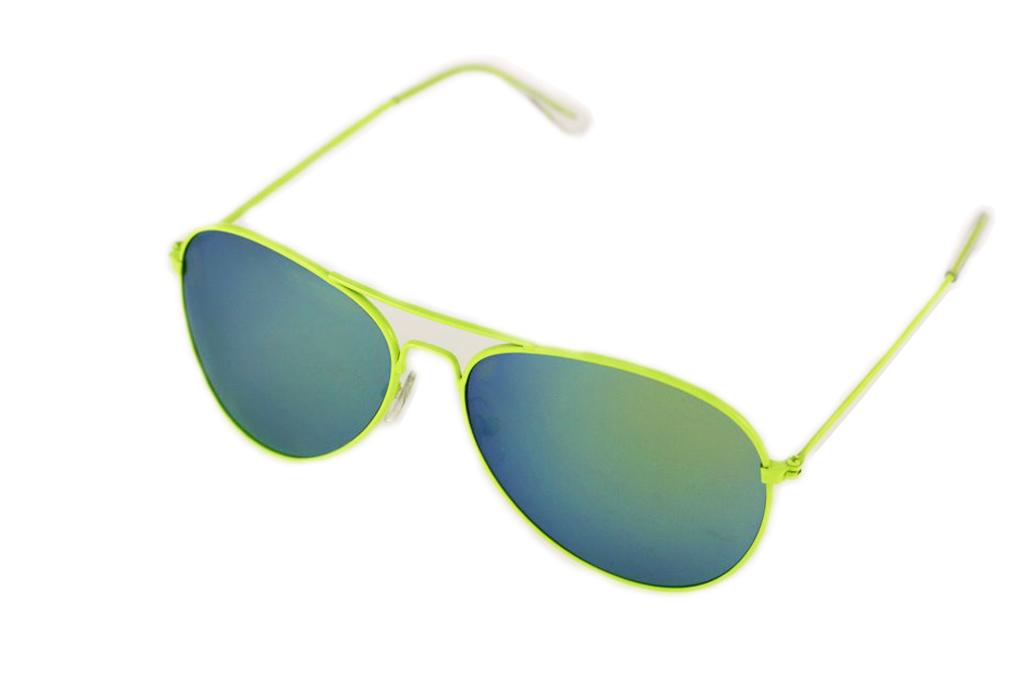 Очки солнцезащитные Mitya Veselkov, цвет: желтый, синий. P1234-38YMP1234-38YMСтильные солнцезащитные очки Mitya Veselkov выполнены из металла и высококачественного пластика. Линзы данных очков дополнены зеркальным покрытием. Используемый пластик не искажает изображение, не подвержен нагреванию и вредному воздействию солнечных лучей. Оправа очков легкая, прилегающей формы, дополнена носоупорами и поэтому обеспечивает максимальный комфорт. Такие очки защитят глаза от ультрафиолетовых лучей, подчеркнут вашу индивидуальность и сделают ваш образ завершенным.