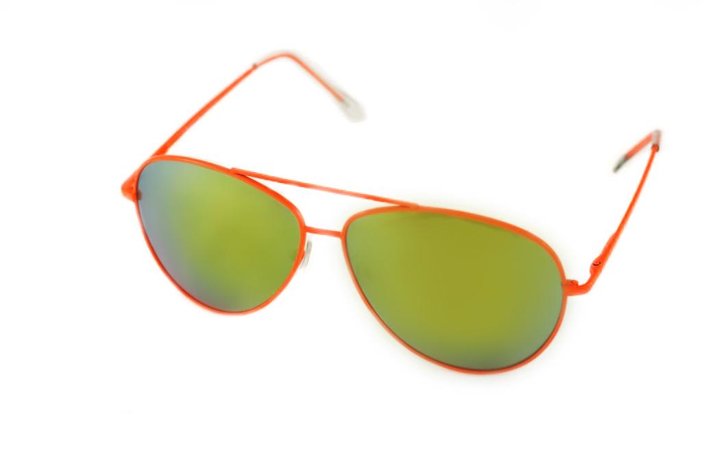 Очки солнцезащитные Mitya Veselkov, цвет: оранжевый, желтый. P4297-120OM ( P4297-120OM )