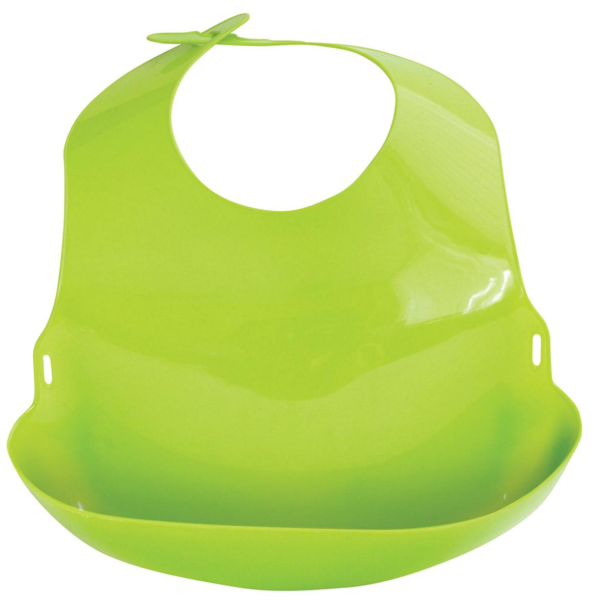 Lubby Нагрудник цвет салатовый4564Красивый и прочный нагрудник Lubby защитит одежду малыша во время кормления и избавит родителей от дополнительных хлопот. Изготовлен из прочных и безопасных материалов, обеспечивающих длительное использование. Имеет удобный отворот, куда будет падать еда, которую малыш выплюнет или случайно уронит. Мыть в теплой воде с мылом.
