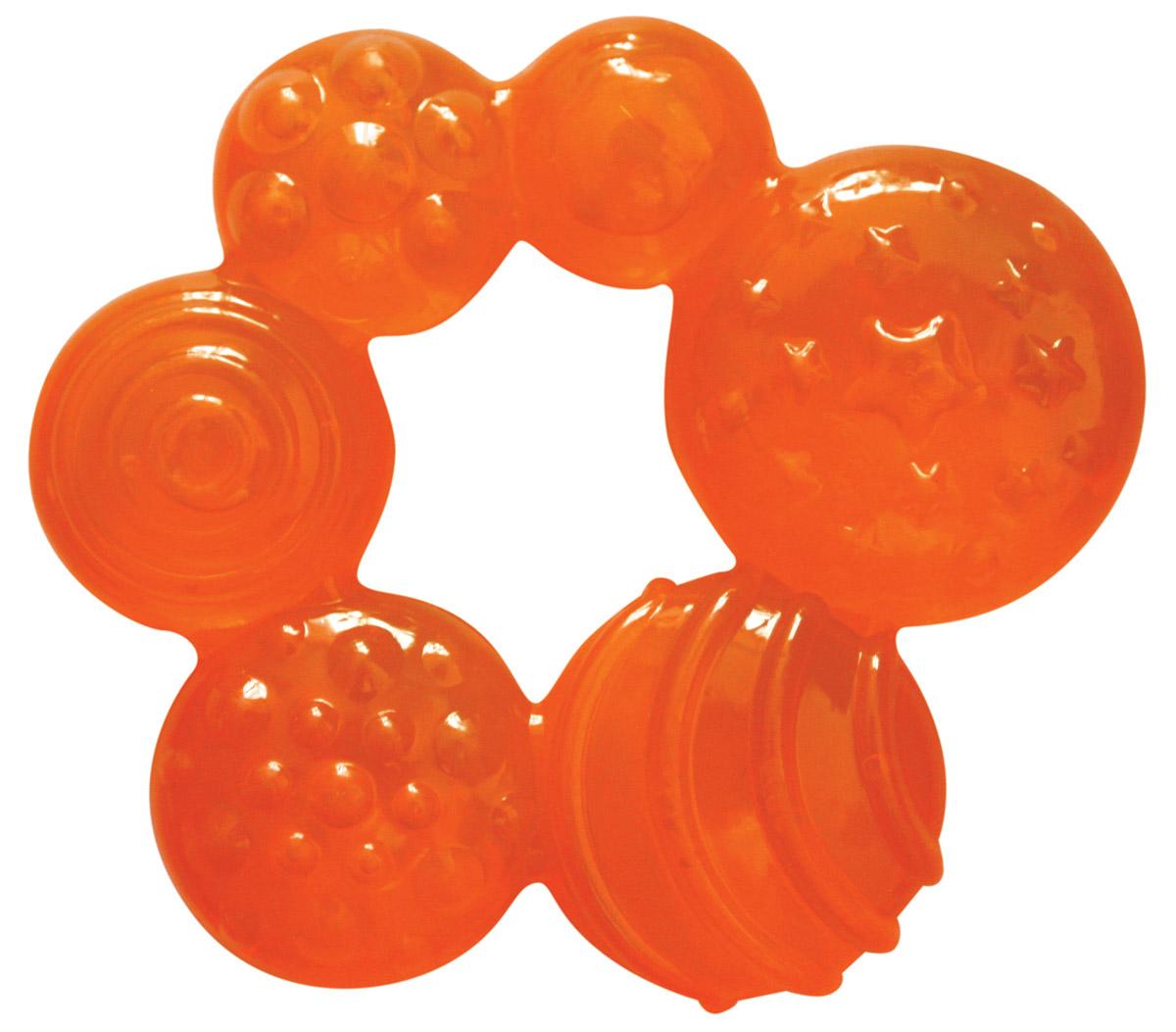 Lubby Прорезыватель Геометрия цвет оранжевый13946Прорезыватель Lubby Геометрия особенно востребован в период появления первых зубов у детей. Как известно, играя маленькие дети познают мир, в том числе пробуя на вкус предметы своих игр. Прорезыватель, нежно соприкасаясь с деснами вашего малыша, поможет ему в игровой форме познавать мир. Форма игрушки создана специально для детских ручек. Привлекательный дизайн и эргономика изделия сделают этот прорезыватель любимцем вашего малыша. Перед использованием необходимо тщательно вымыть изделие теплой водой с мылом и прополоскать. Перед тем, как давать изделие ребенку, рекомендовано поместить прорезыватель на несколько минут в холодильник. Не класть в морозильную камеру!