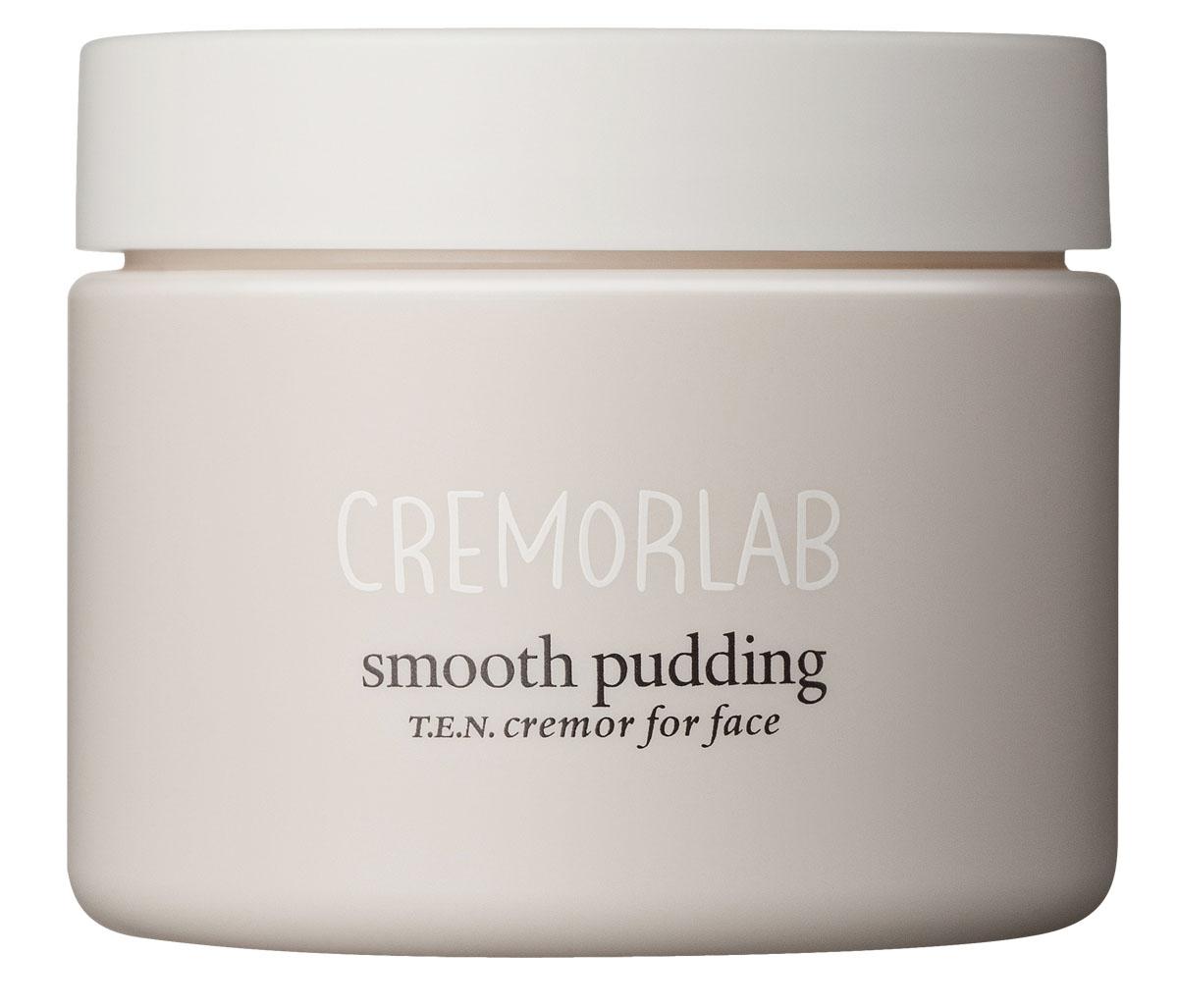 Cremorlab T.E.N. Cremor Крем-пудинг питательный Smooth Pudding, 60 мл61027Высококачественный крем с плотной насыщенной текстурой проникает в глубокие слои кожи, эффективно воздействует на глубинные и поверхностные проблемы кожи связанные с фотостарением, возрастными изменениями и вредным воздействием окружающей среды Существенно уменьшает глубину и выраженность морщин, разглаживает рельеф, восстанавливает эластичность, упругость и тонус кожи, ускоряет регенерацию поврежденных тканей. Стимулирует синтез естественного, природного коллагена и эластина, снижает активность свободных радикалов, насыщает влагой и питательными веществами, защищает от неблагоприятных факторов окружающей среды. Рекомендовано для всех типов и состояний кожи, даже очень чувствительной. Полностью отсутствуют синтетические отдушки, эмульгаторы, парабены, красители, минеральные масла и химические консерванты. Объем: 60 мл