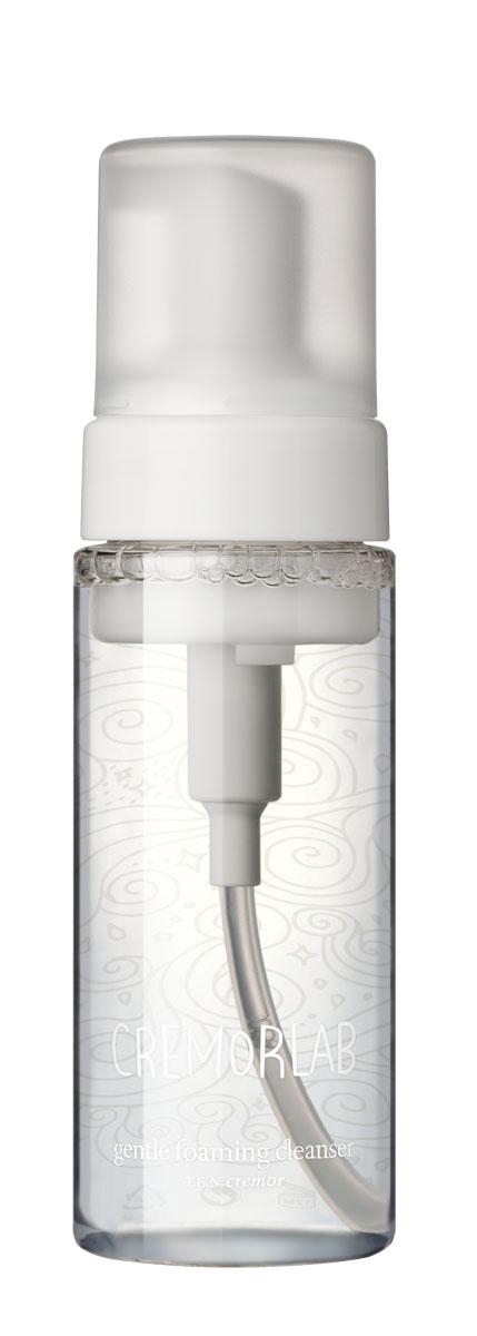 Cremorlab T.E.N. Cremor Пенка для умывания Gentle Foaming Cleanser, 145 мл61089Эффективное средство без парабенов, деликатно и тщательно удаляет макияж, очищает и освобождает закупоренные поры, восстанавливая их естественные функции. Предотвращает образование камедонов. Не содержит поверхностно активных веществ, разрушающих липидный слой эпидермиса. Отлично сбалансированный состав средства, сочетающий в себе природные минералы и экстракты морских водорослей, бережно очищает даже самую чувствительную кожу. Глубоко увлажняет, не оставляя ощущения стянутости. Обладает легким цитрусовым ароматом, создавая дополнительный освежающий эффект. Для всех типов и состояний кожи, включая чувствительную.