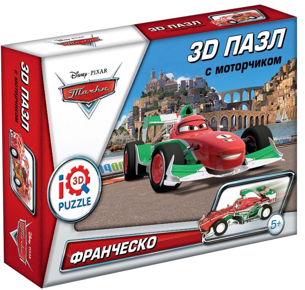 Iq3DPuzzle Пазл Дисней Франческо инерционныйFTC00043D Пазл Дисней Франческо (Franchesco), инерционный.Размер собранного пазла 9,2.