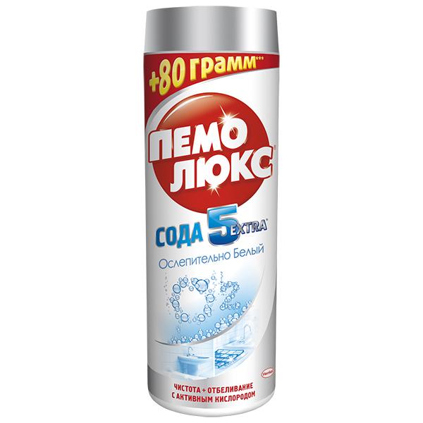 Универсальное чистящее средство Пемолюкс Ослепительно Белый, 480 г935070