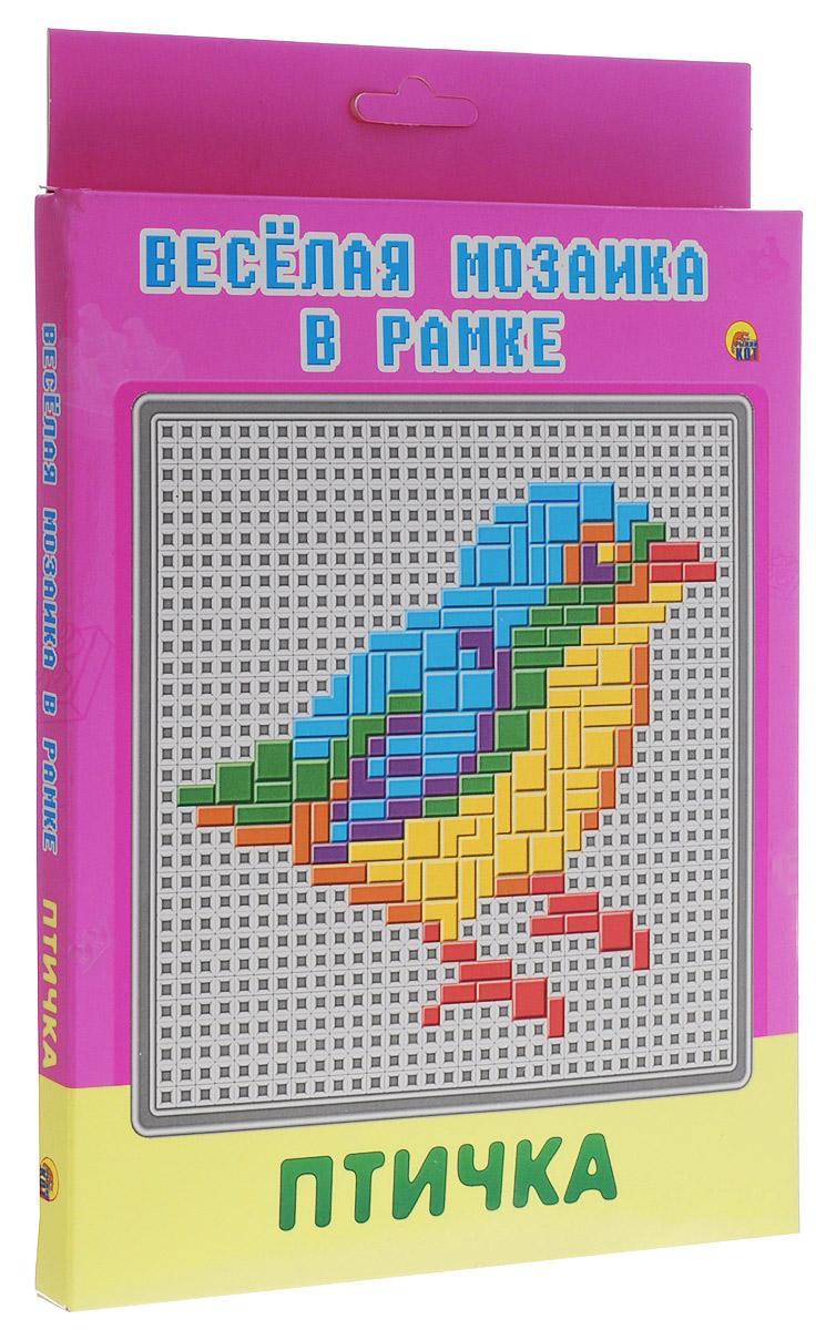 Рыжий Кот Мозаика ПтичкаМ-1523Детская мозаика Рыжий Кот Птичка станет замечательной игрушкой для вашего ребёнка! Она прекрасно развивает творческое воображение, абстрактное и логическое мышление, внимание, мелкую моторику рук, а также учит различать цвета и оттенки. Мозаика понравится ребёнку яркими деталями, хорошим качеством и разными вариантами складывания изображений. Она станет увлекательным и полезным занятием для детей! Состав набора: поле для крепления мозаики, элементы мозаики, инструмент для крепления.