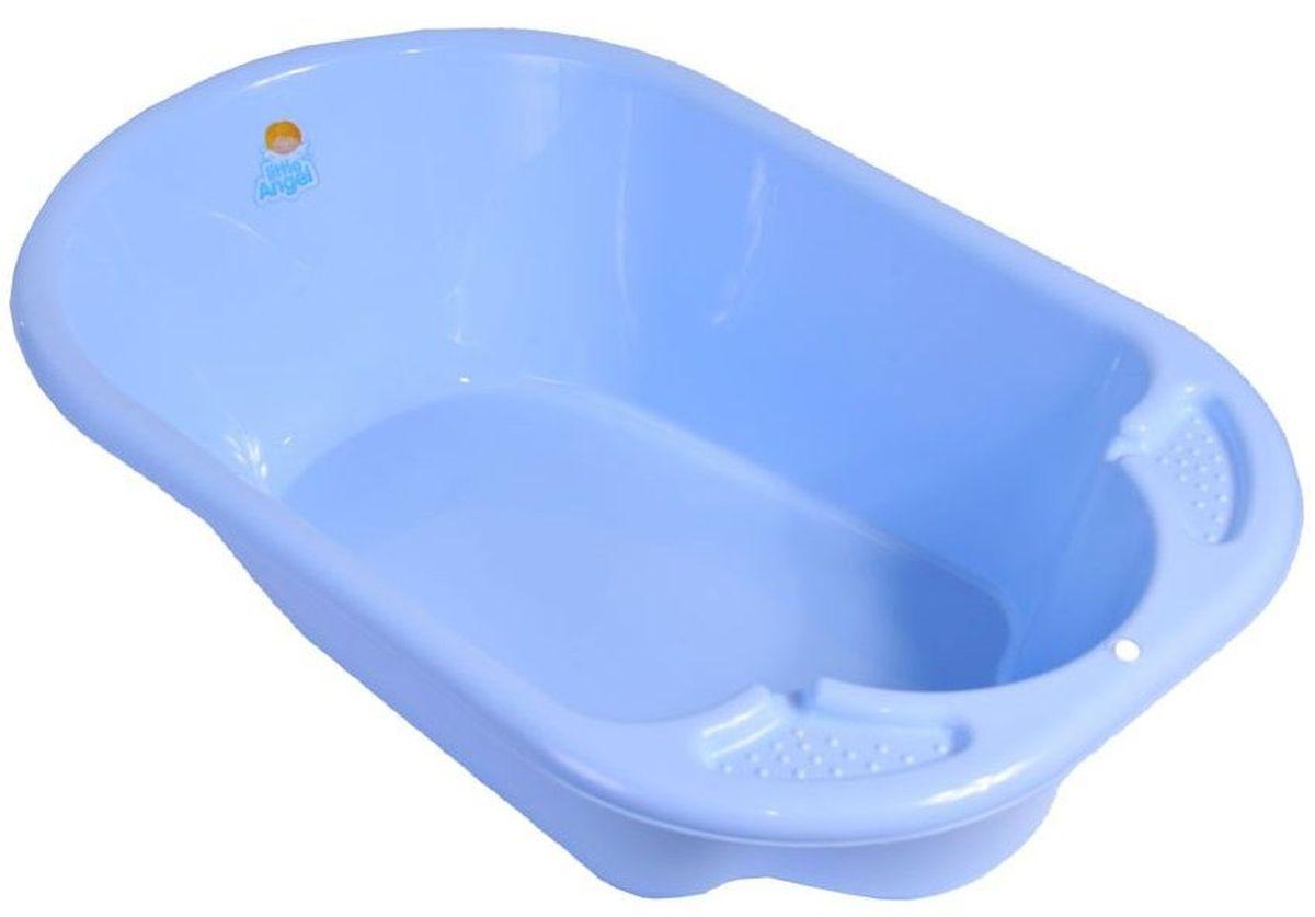 Little Angel Ванна детская Дельфин цвет голубой