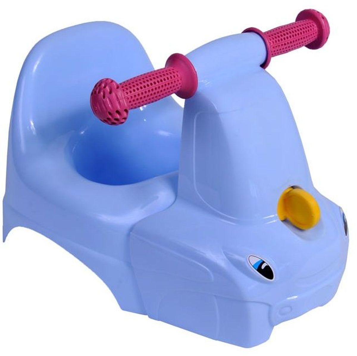 Little Angel Горшок-игрушка Грузовичок цвет голубой пастельныйLA4905BLВеселое развлечение может иметь место, даже когда ребенок сидит на горшке. В этом поможет наш детский горшок-игрушка в виде грузовичка. Красивые, большие глазки-фары уже наклеены на фигурку, которая крепится к корпусу горшка с помощью специального держателя. Игрушка легко снимается – это позволяет мыть горшок и фигурку отдельно, а также использовать горшок без игрушки. Две ручки выполнены из мягкого пластика, поэтому ваш ребенок не поранится.