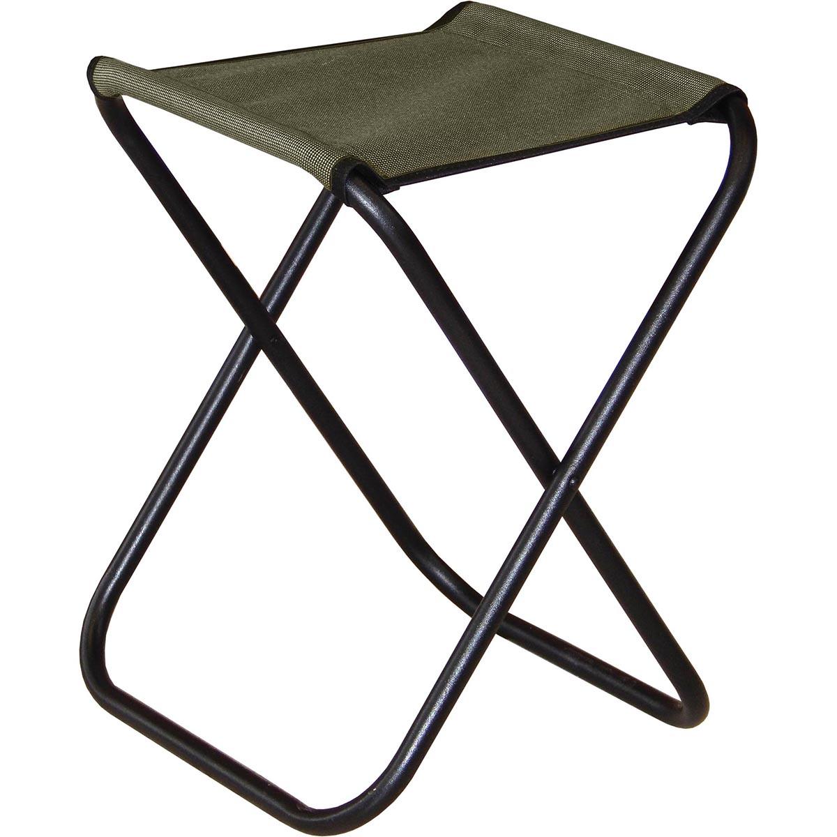 Табурет складной Greenell FS-4 R16, цвет: зеленый, черный95855-502-00Складной табурет Greenell FS-4 R16 - это незаменимый предмет походной мебели, который очень удобен в эксплуатации. Каркас табурета изготовлен из прочной и долговечной стали, устойчивой к погодным условиям. Сиденье выполнено из прочного полиэстера. Табурет легко собирается и разбирается и не занимает много места, поэтому подходит для транспортировки и хранения дома. Складной табурет прекрасно подойдет для комфортного отдыха на даче или в походе. Размер сиденья: 29 х 26 см. Высота табурета: 41 см.