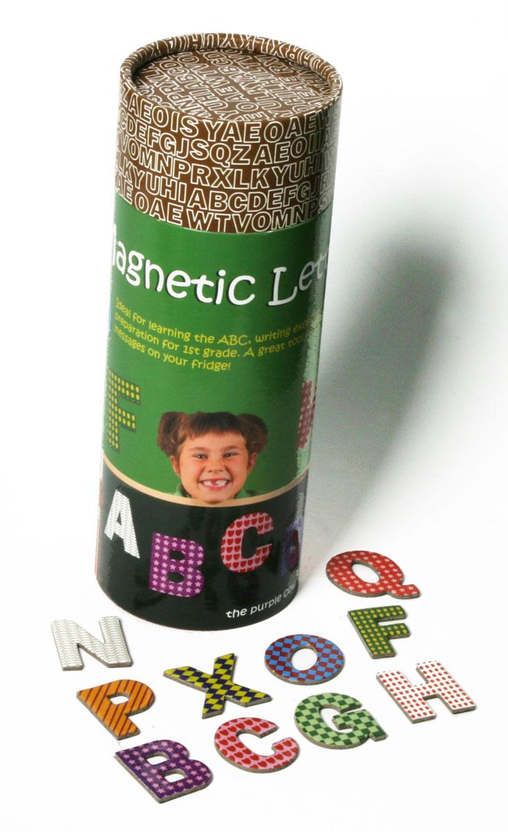 The Purple Cow Магнитная игра Магнитные буквы английские890735Магнитная игра Магнитные буквы английские это набор магнитов для изучения алфавита, письма. С помощью данного набора, ребенок сможет оставлять различные английские слова и фразы на любых металлических поверхностях. Магнитные буквы английские идеально подойдет ребенку для помощи в изучении иностранного языка.
